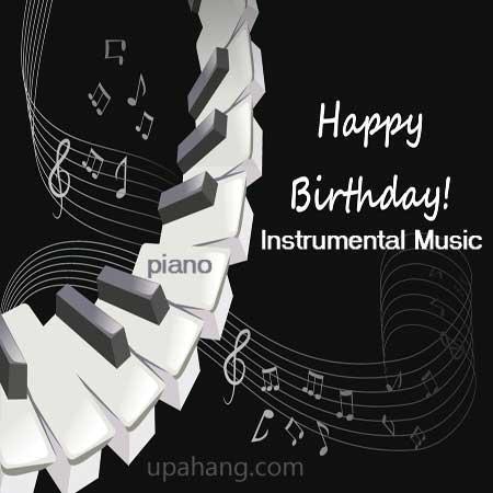 دانلود آهنگ بی کلام تولدت مبارک پیانو