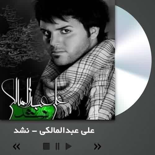دانلود آهنگ نشد علی عبدالمالکی