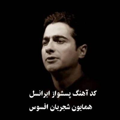 پیشواز ایرانسل همایون افسوس