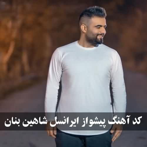 پیشواز ایرانسل شاهین بنان