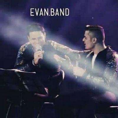 Evan Band - دانلود آهنگ ایوان بند گل اندام