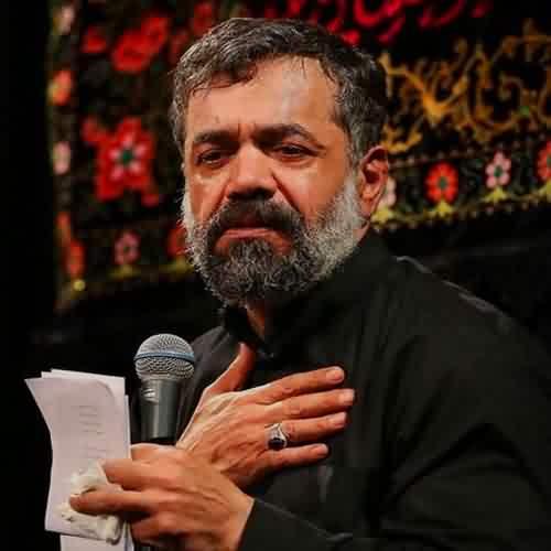 مداحی یک سال و نیم تو سالار تشنه لب محمود کریمی