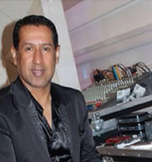 احمد مغویی حور