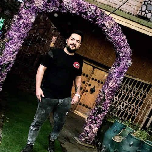 مجید حسینی زلزله