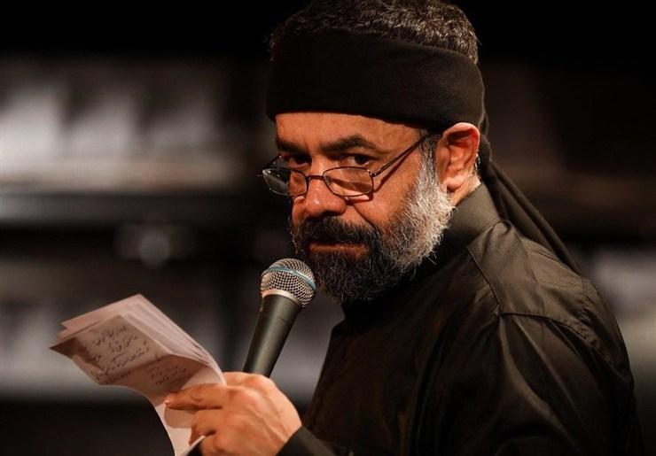 محمود کریمی چقدر دلتنگم پر زخمه بالم