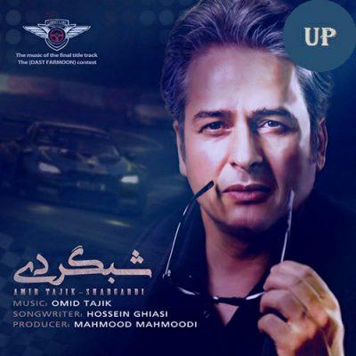 دانلود آهنگ جدید شبگردی از امیر تاجیک