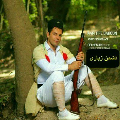 دانلود آهنگ محلی لری دشمن زیاری از عباس محمدی