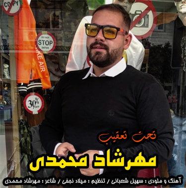 مهرشاد محمدی تحت تعقیب