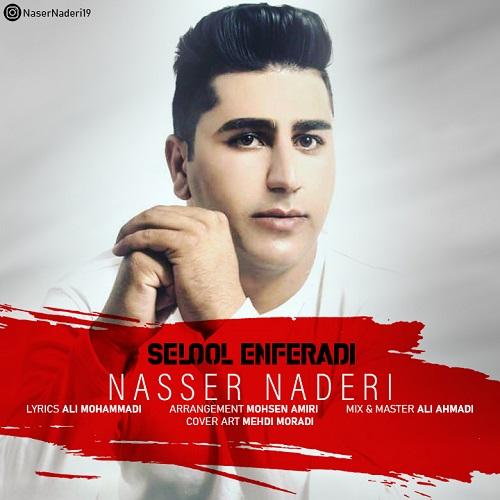 ناصر نادری سلول انفرادی