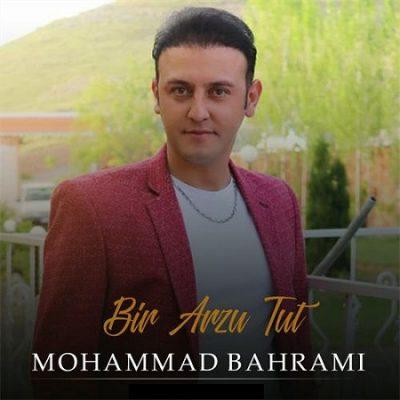 دانلود آهنگ ترکی بیر آرزو توت از محمد بهرامی