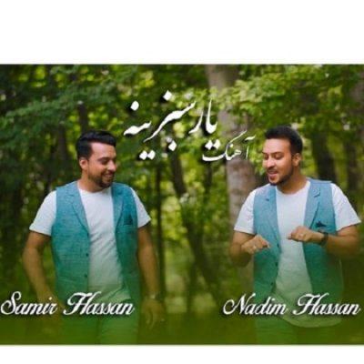 دانلود آهنگ افغانی یار سبزینه از سمیر حسن