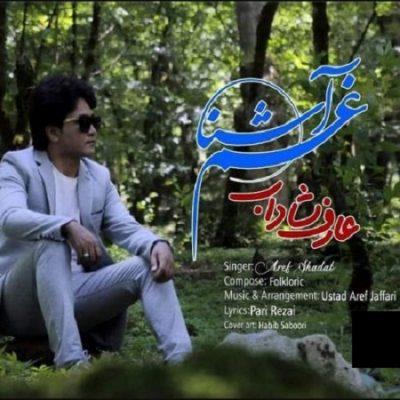 دانلود آهنگ افغانی غم آشنا از عارف شباب