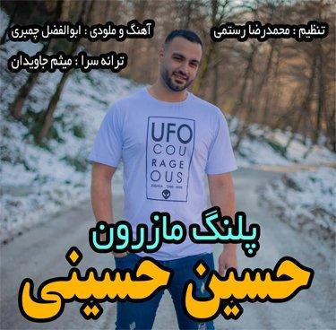 حسین حسینی پلنگ مازرون