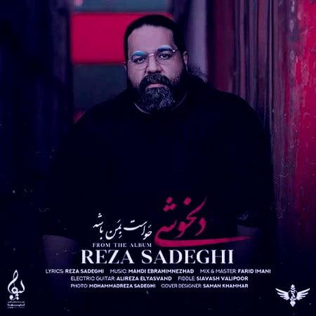 دانلود آهنگ جدید دلخوشی از رضا صادقی
