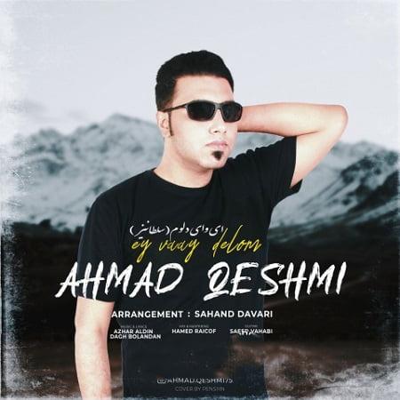 دانلود آهنگ بستکی ای وای دلوم از احمد قشمی