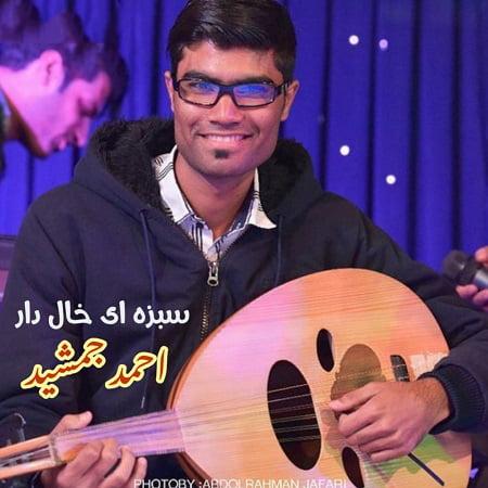 دانلود آهنگ بستکی سَبزَی خال دار از احمد جمشید