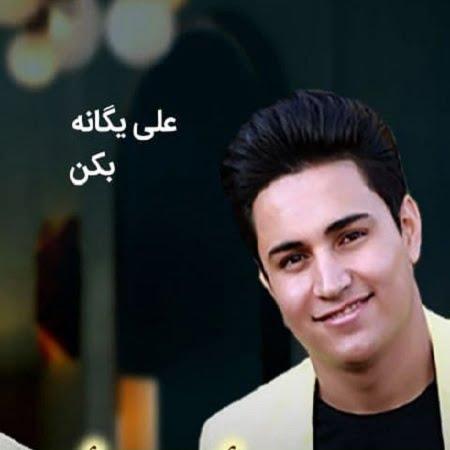 دانلود آهنگ کرمانجی بکن بخند از علی یگانه
